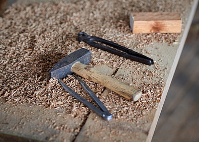 Holzwerkstatt - p1124m1223053 von Willing-Holtz