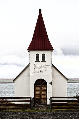 Iceland, Church - p1643m2229350 by janice mersiovsky