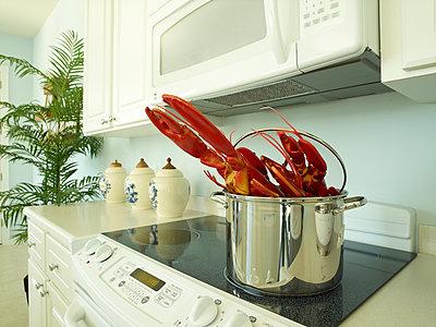 Küche - p913m1538466 von LPF