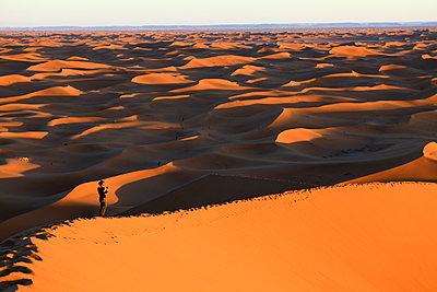 Dunes - p503m2064070 by Fabrice Arfaras