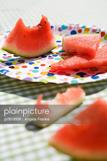 Watermelon - p7810008 by Angela Franke