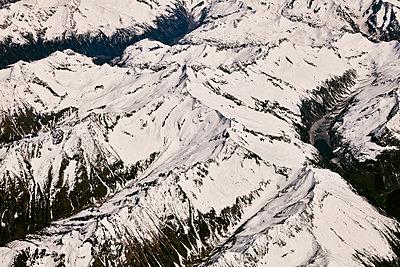 Luftaufnahme, Gebirge - p913m2125520 von LPF
