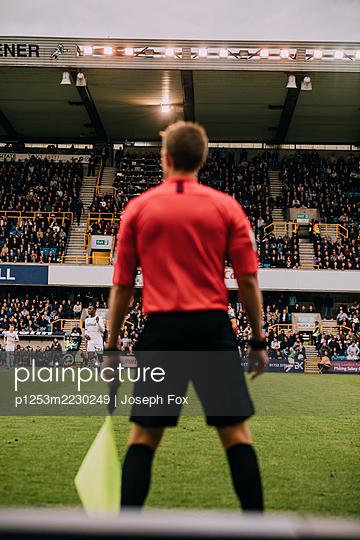 Great Britain, London, Referee, FC Millwall - p1253m2230249 by Joseph Fox