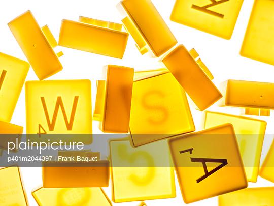 Scrabble Keksformen - p401m2044397 von Frank Baquet