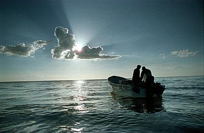 Motorboat - p0810004 by Alexander Keller