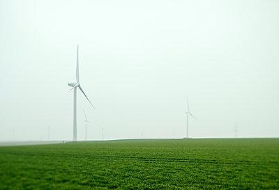 Wind power, Germany, Nordrhein-Westfalen - p1132m1032481 by Mischa Keijser
