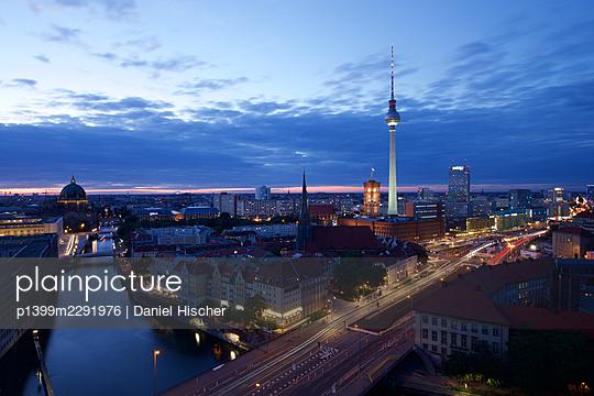 Deutschland, Berlin, Stadtansicht - p1399m2291976 von Daniel Hischer
