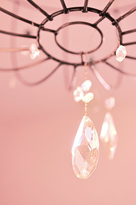 Chandelier - p470m886219 by Ingrid Michel
