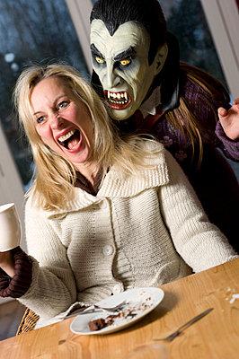 Gepflegte Kaffeestunde - p5150216 von E.Coenders