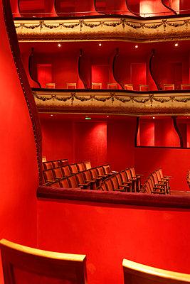 Theatre du Jeu de Paume - p778m1032420 by Denis Dalmasso