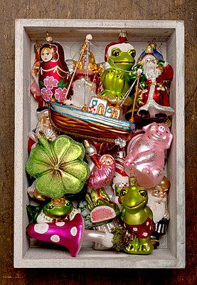 Christmas decoration - p451m971153 by Anja Weber-Decker