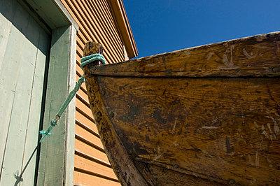 Rowing boat - p1003m735864 by Terje Rakke