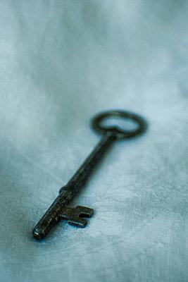 Alter Schlüssel - p3971213 von Peter Glass