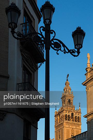 Sevilla - p1057m1161675 von Stephen Shepherd