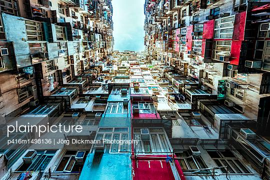 Hongkong - p416m1498136 von Jörg Dickmann Photography