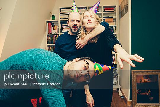 Party - p904m987448 von Stefanie Päffgen