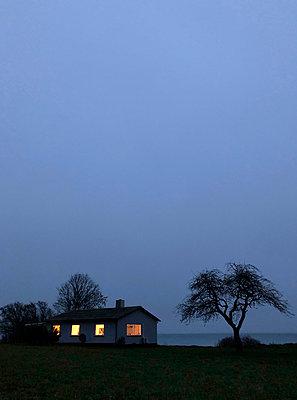 Haus am Meer - p382m2076710 von Anna Matzen