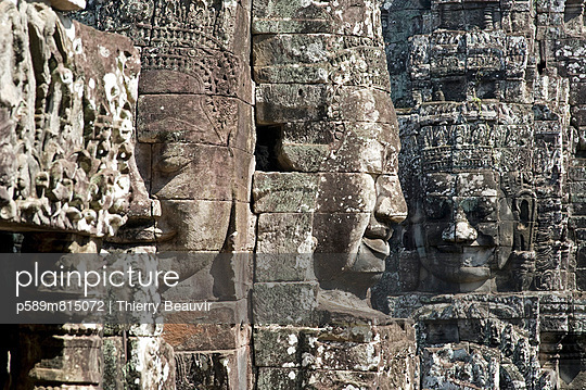 Angkor Wat - p589m815072 by Thierry Beauvir