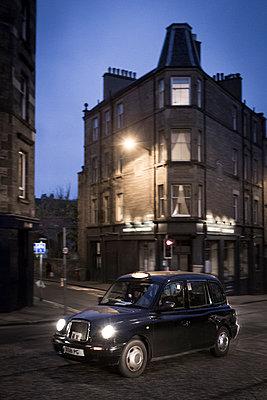 Taxi in Great Britain - p1222m1425510 von Jérome Gerull