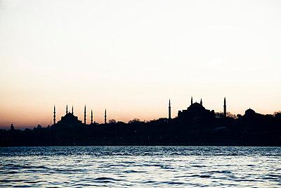Skyline of Istanbul - p7950127 by Janklein