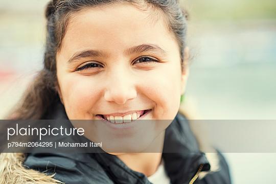 Arabisches Mädchen - p794m2064295 von Mohamad Itani