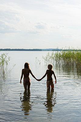 Summer - p949m929317 by Frauke Schumann