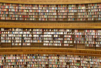Stadsbiblioteket - p1399m2145221 by Daniel Hischer