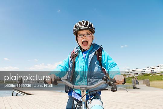 Radfahren - p608m1165236 von Jens Nieth
