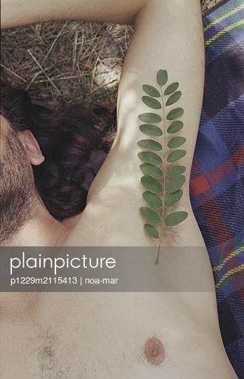 Armpit hair - p1229m2115413 by noa-mar