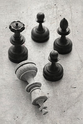 Schachfiguren - p450m955574 von Hanka Steidle