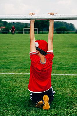 Fußballfan - p1085m995539 von David Carreno Hansen