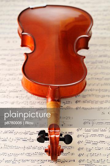 Geige - p8780006 von Riou