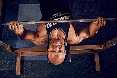Bodybuilding - p1200m1159328 von Carsten Goerling
