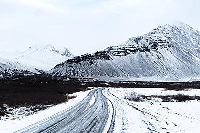 Winter auf Island - p1396m1540115 von Hartmann + Beese
