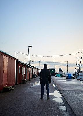 Fischerhafen - p1124m1193506 von Willing-Holtz