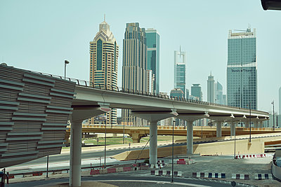Bridge in Dubai - p851m2077298 by Lohfink