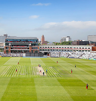 Lancashire County Cricket Club, Manchester. - p855m971975 by Daniel Hopkinson