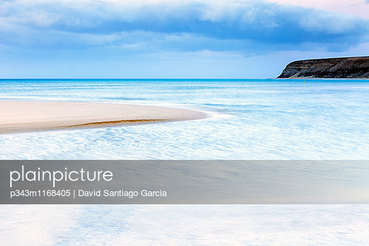 Sotovento Beach, Jandia Peninsula, Fuerteventura, Canary Islands, Spain, Atlantic - p343m1168405 by David Santiago Garcia