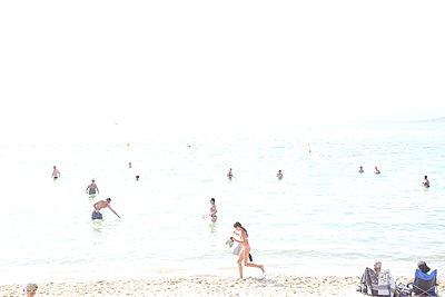 Badeurlaub - p1289m1467896 von Elisabeth Blanchet