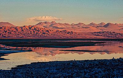 Salar de Atacama, Chile - p871m2101266 by Antonio Busiello