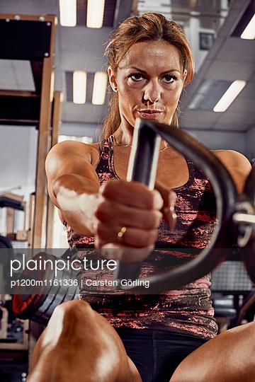 Bodybuilding - p1200m1161336 von Carsten Goerling