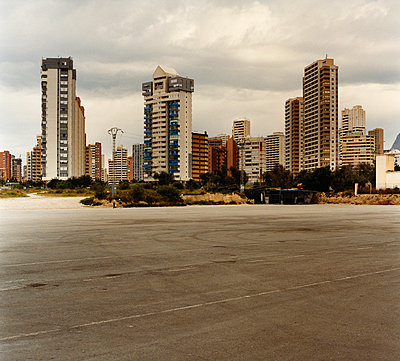 High rises in Benidorm - p2686888 by G. Mieth