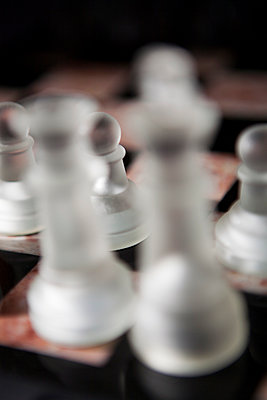 Schach - p812m925700 von Melanie Fordham