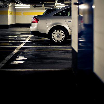 Parkhaus - p9460021 von Maren Becker