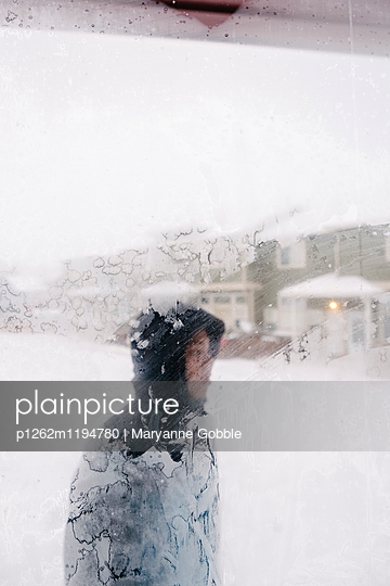 Freezing Weather - p1262m1194780 by Maryanne Gobble