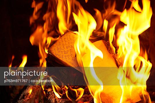 Briefe im Feuer - p763m971767 von co-o-peration