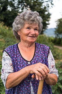 Countrywoman - p1170m1466060 by Bjanka Kadic