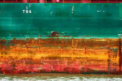 Side of a ship - p1696m2294474 by Alexander Schönberg