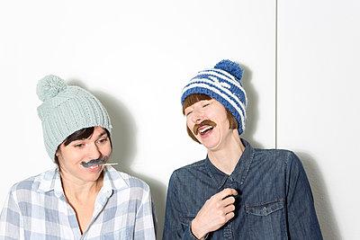 Funny guys - p454m1548303 by Lubitz + Dorner