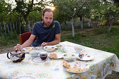 Garden Lunch - p759m1207298 von Stefan Zahm